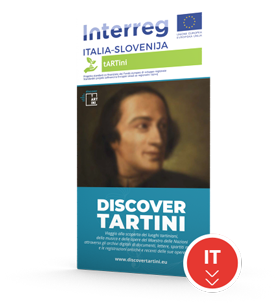 Brochure Discover Tartini IT