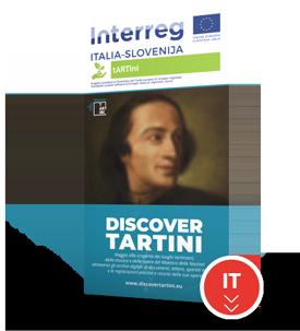 Brochure Discover Tartini IT